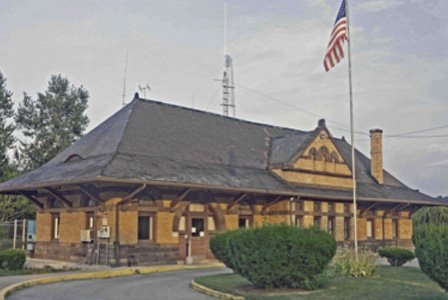 Beaver Train Station Adaptive Reuse Plan