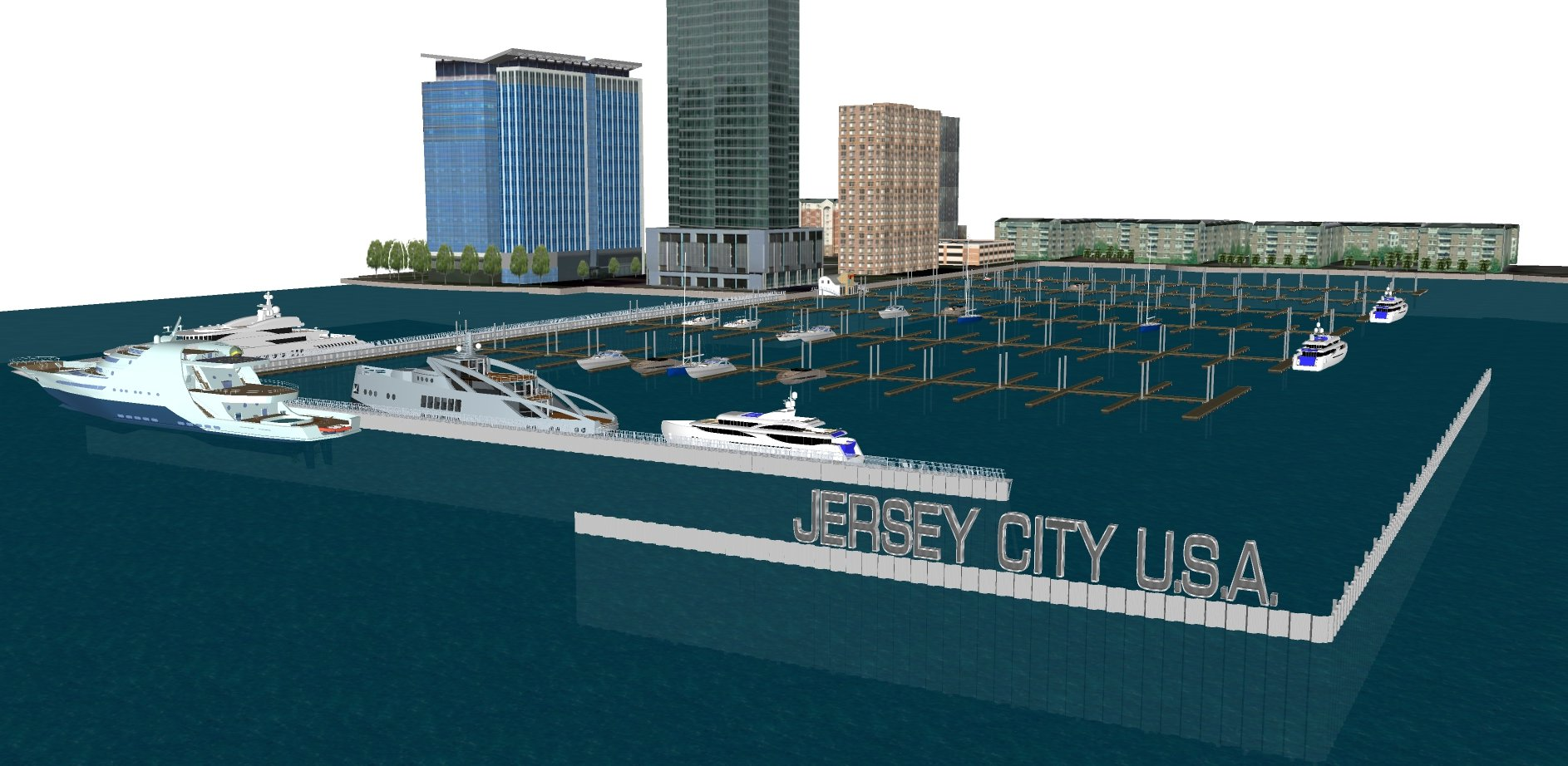 Jersey City Arena Economic Impact Analysis