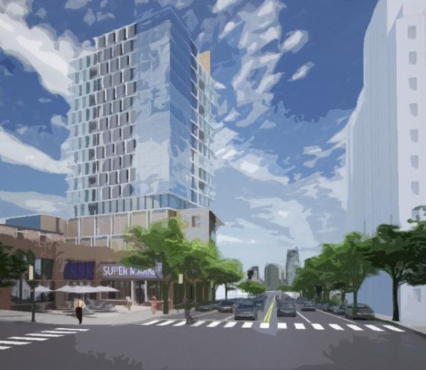 McGinley Square-Montgomery Corridor Mobility Study
