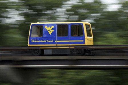 West Virginia University Personal Rapid Transit Economic Analysis
