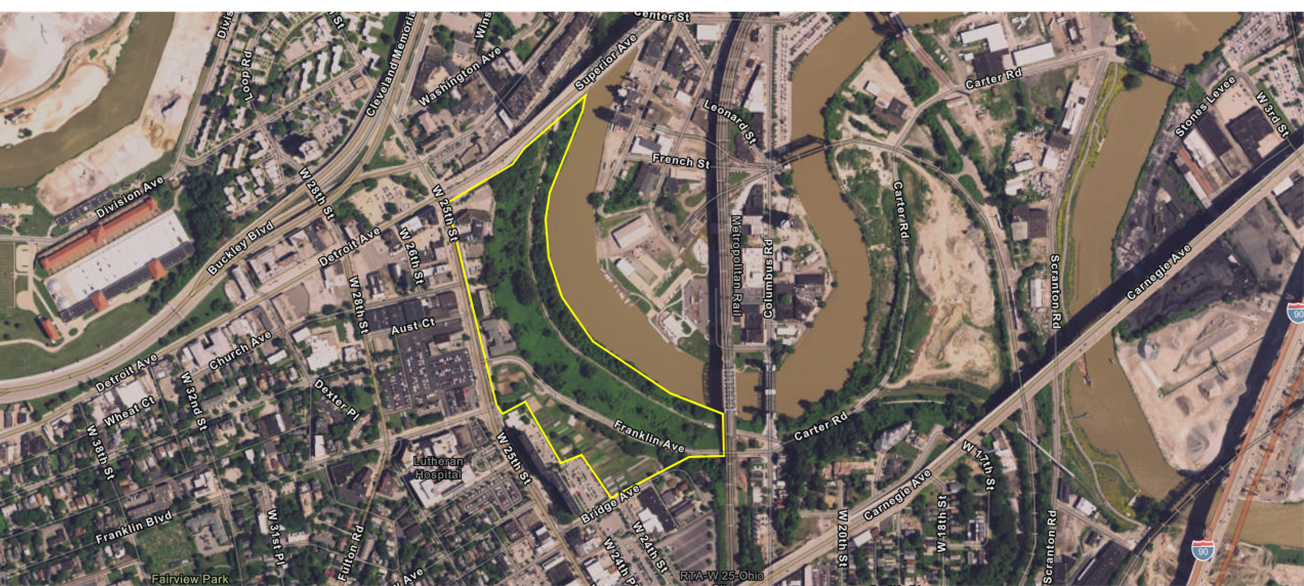 Irishtown Bend Redevelopment Plan